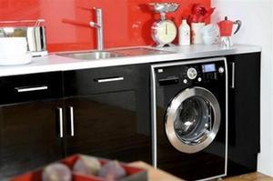 Встраиваемые стиральные машины приходят в нашу жизнь