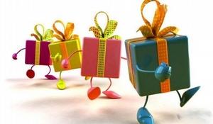 Подарочные сертификаты – к любому празднику!