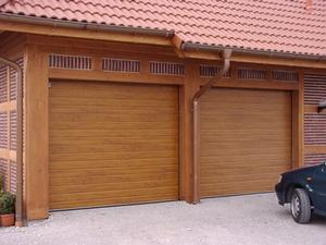 Ворота гаражные ALUTECH Standard 2500*2500