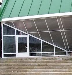 Остекление фасадов и витрин