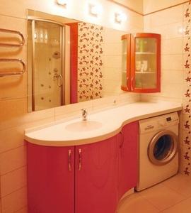 Мебель для ванной комнаты на заказ в Новокузнецке