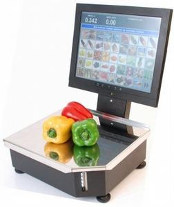 Весы с печатью этикеток в Туле приобретайте в РОСТ-КАСС!