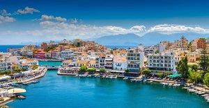 Летний отдых в Греции от 22000 рублей на человека!