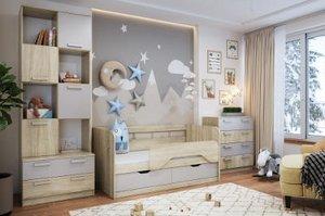 7 советов для интерьера маленькой детской комнаты