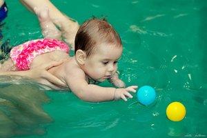 Плавание для грудничков в Вологде