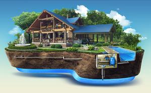 Выполним проектирование систем водоснабжения