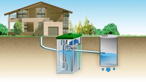 Предоставляем услуги по монтажу канализации в частном доме
