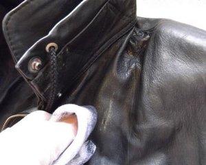 Чистка кожаных курток и иных изделий - отличный результат по доступной цене!