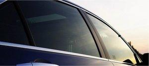 Бронирование окон автомобиля ударостойкой пленкой