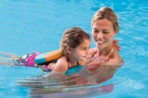 Индивидуальное занятие по плаванию