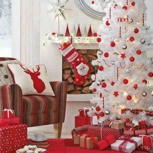 Новогодний декор из ИКЕА. Зимняя коллекция