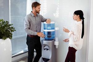 Заказать доставку воды в офис в Череповце