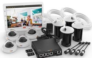 Комплекты видеонаблюдения для офиса