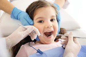 Услуги детского зубного врача в Вологде