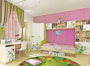 Различия между детской и подростковой мебелью