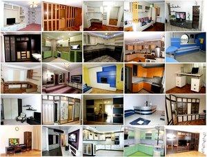 Корпусная мебель на заказ с индивидуальным дизайном в Орске