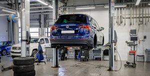 Ремонт и обслуживание Volkswagen Вологда