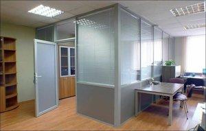 Установка офисных перегородок в Череповце