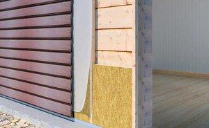 Утепление деревянного дома снаружи в Череповце