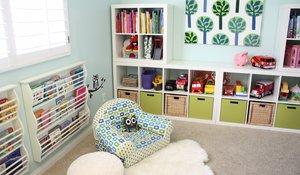 Детская мебель и предметы интерьера из ИКЕА