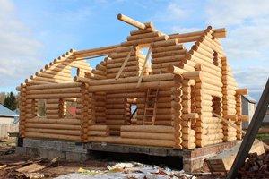 Сборка домов в Вологде. Современная технология!