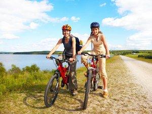 Взять велосипед в аренду в Череповце