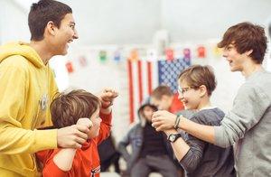 Записывайтесь в дневной лагерь с изучением английского!