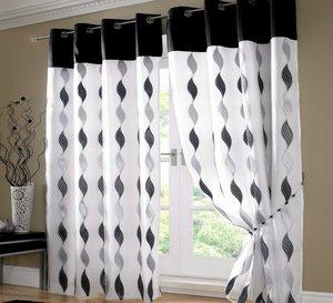 Купить шторы на люверсах в Орске в салоне Блиц Decoration
