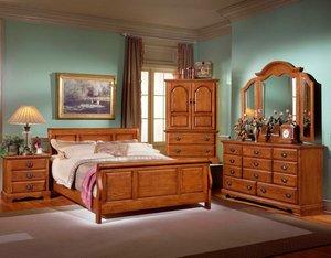 Мебель из массива ценных пород дерева