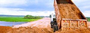 Доставка ПГС автотранспортом напрямую от производителя
