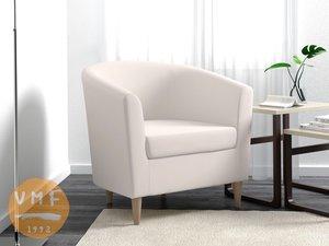 Ищете кресло для гостиной или кухни? А может быть для кабинета или конференц зала? Универсальное решение - мягкое кресло Рокко.