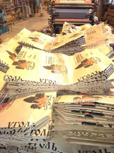Производство бумажных пакетов