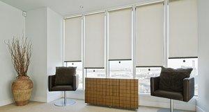 Рулонные жалюзи - эффективная защита от солнца и стильный внешний вид!