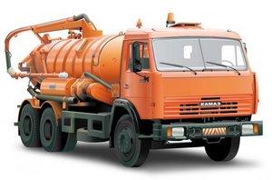 Заказ ассенизаторской машины в Вологде