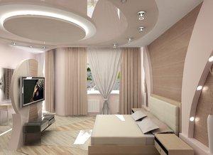 Создаем красивые натяжные потолки с современным дизайном