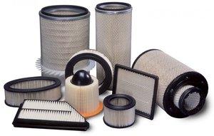 Фильтры для экскаватора в широком ассортименте