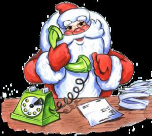 Начинает работать служба Деда Мороза