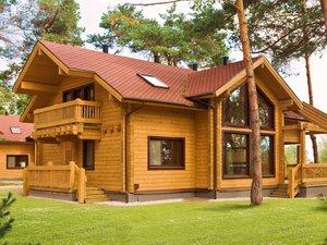Cтроительство деревянных домов в Красноярске!!