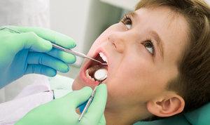 Запись к детскому стоматологу в Череповце