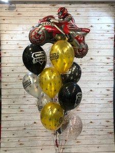 Воздушные шары для мужчины купить заказать в Череповце