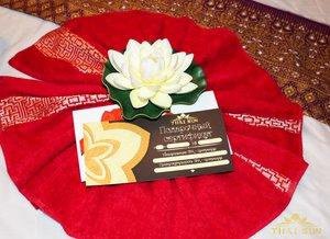 Подарочные сертификаты от THAI SUN