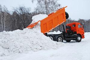 Вывоз снега в Вологде