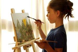 Набор на новый учебный год в художественную школу