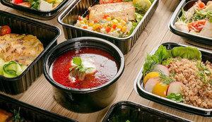 Доставка обедов в офис Оренбург