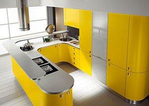 Недорогие кухни - красивая экономия в Ваш дом!