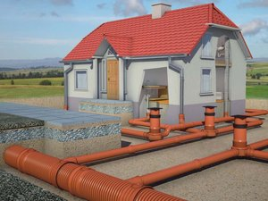 Монтаж канализации в Вологде
