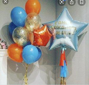 Воздушные шары и аксессуары для аэродизайна и работы с воздушными шарами оптом