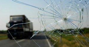 Ремонт трещины на стекле Вашего автомобиля