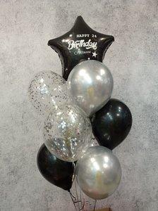 Воздушные шарики для мужчины