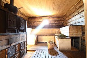Построить баню под ключ в Красноярске цена